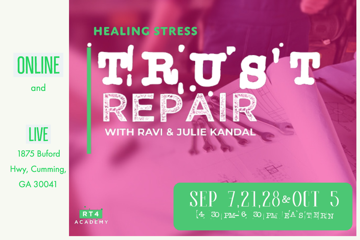 Trust Repair, Part 2