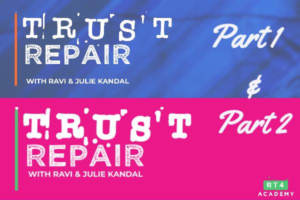 Trust Repair 2-Part Series