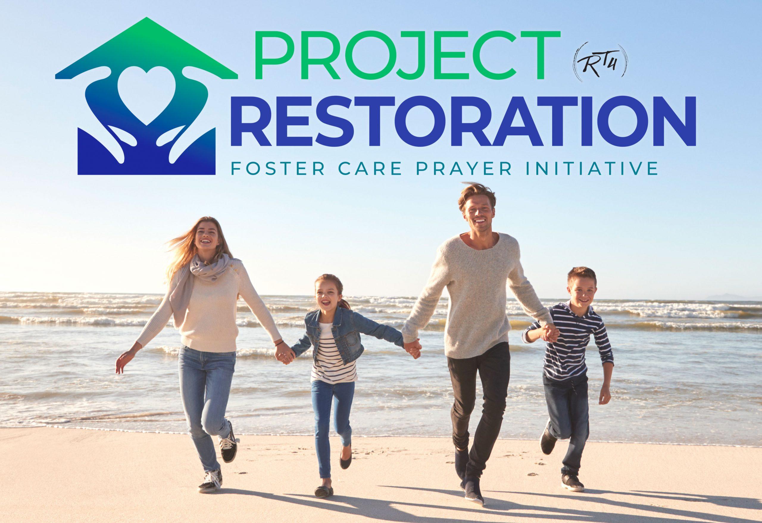 Project Restoration Foster Care Initiative (Georgia with Ravi Kandal)