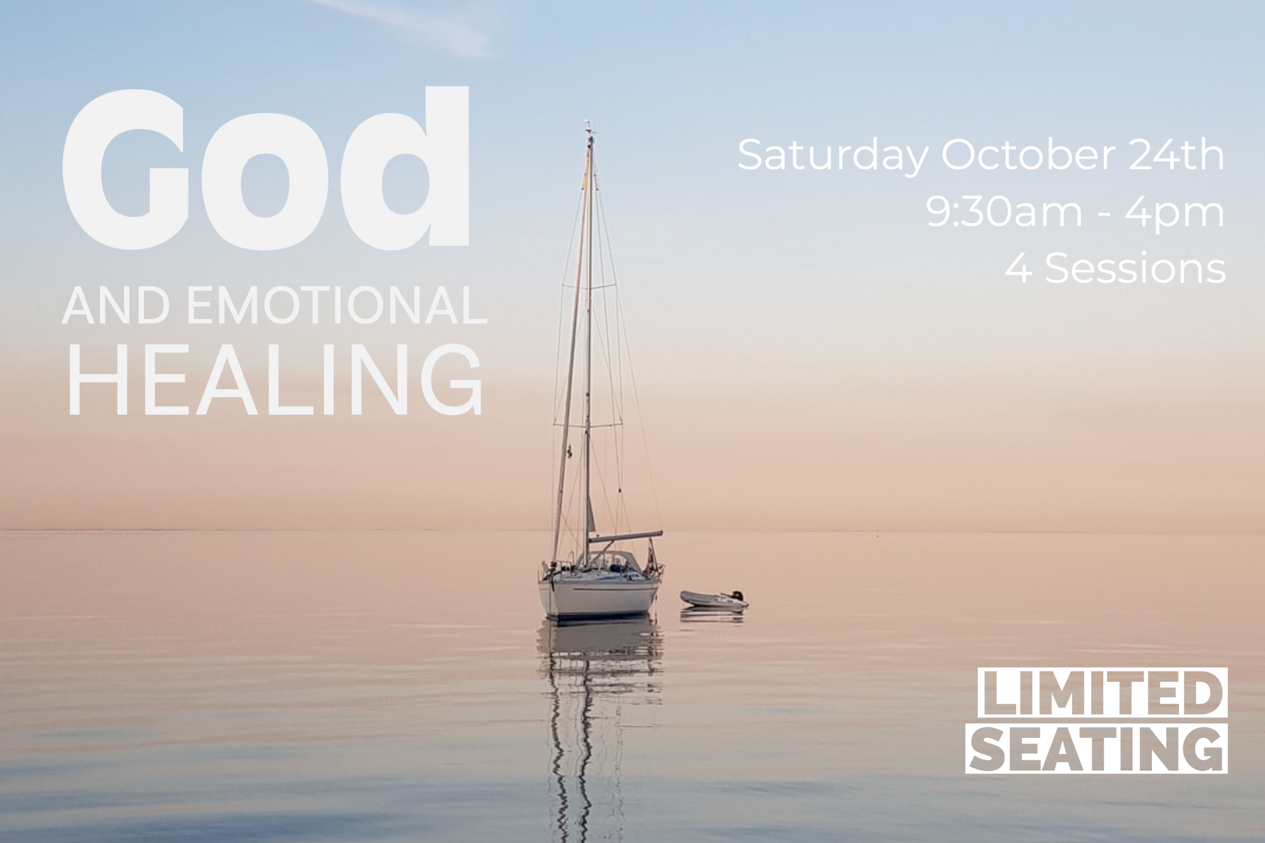 God And Emotional Healing Conference
